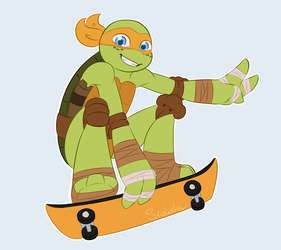 Skateboard by Sraksha