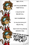 Becoming Internets Popular by Wonchop