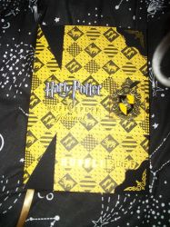 my Hufflepuff Journal by LunaConner