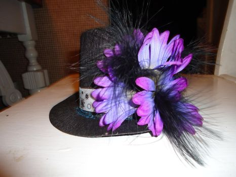 Flower Tophat by ShadowReaper111