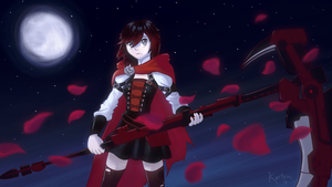 Ruby Rose by Kertains