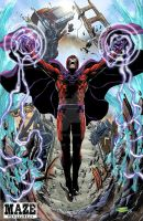 Magneto : Chaos by spidey0318