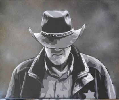 Longmire By Chris Ecto - ChrisEcto by ChrisEcto
