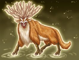 Great Forest Spirit by Lizzy23
