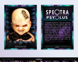 Spectra Psyclus - cards -8-Amniplainer by R1Design