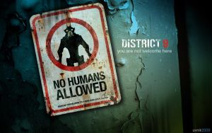 No humans allowed by uvnik