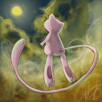Mew by SilverVanadis