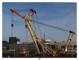 Floating Crane 1 by PsykoHilly