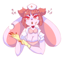 HellloooooOO NURSE by SapphicWizard