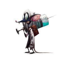 Rodent Medic by Reallygay