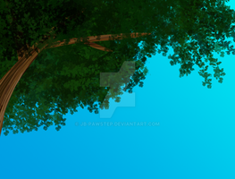 Tree Background - Free to use by JB-Pawstep