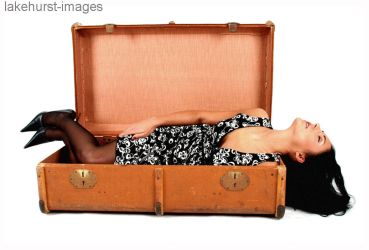 Honey, can you finish packing? by lakehurst-images