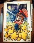 .:BE LIKE THE STARS!:. by Miapon