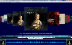 foobar2000 Chronflow - coverflow by stem75