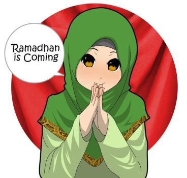 Ramadhan is coming by aitohana