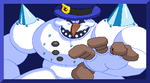 Clayfighter Bad Mr Frosty Winning Portrait by 860288840