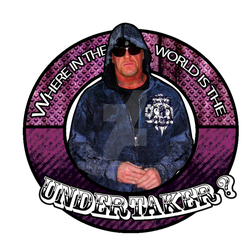 Where in the World is the Undertaker? by LinsWard
