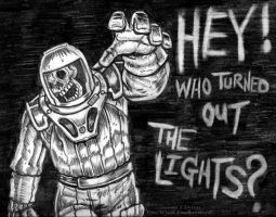 Who turned out the lights? by JamusDu