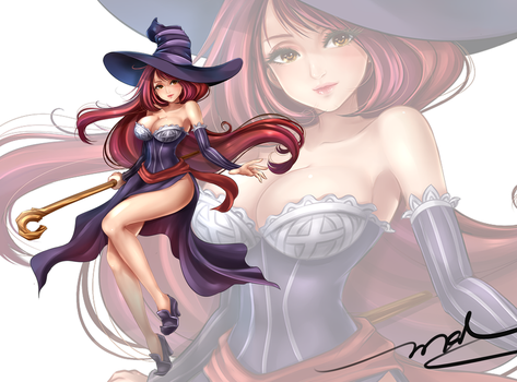 Dragon's Crown by AmiHuynh