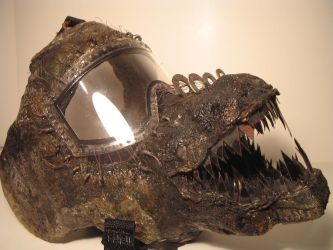Paintball mask by Heartion