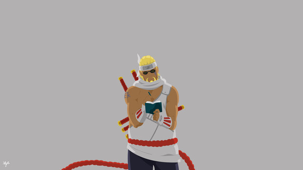 Killer Bee (NARUTO) by xryns01