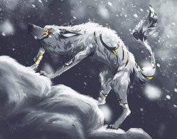Blizzard by Volinfer