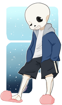 Sans by Metsumei