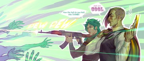 pew pew by Smoxt