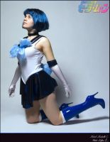 My planet: Sailor mercury by Mikacosplay