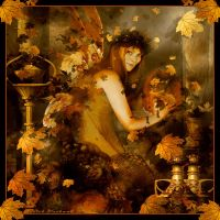 Golden Fae by Rickbw1