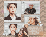 [PNG PACK #883] Chanyeol - EXO (DMUMT) by fairyixing