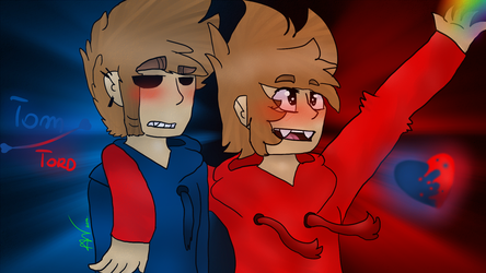This is TomTord by DarkFox11