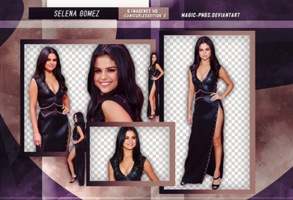 PACK PNG 287| SELENA GOMEZ by MAGIC-PNGS