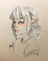 Link Sketch by SweatySocksTM