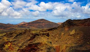 Crater Colours by bongaloid
