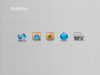 blue line by qishui