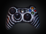 Sharpied Xbox Controller by Supertod
