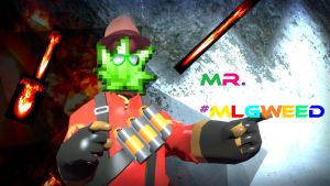MR. MLGWEED by TriumphInjectionTR6