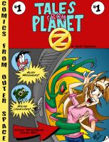 Planet Z 1 - Cover by FractiousLemon