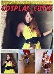 Cosplay Cutie Set Alternate Edits by tatehemlock
