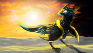 SHADOWFEATHERS V2 by kagewolf77