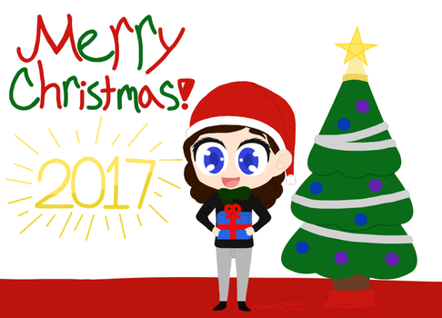 [H] Merry Christmas! 2017 by nibbles7192