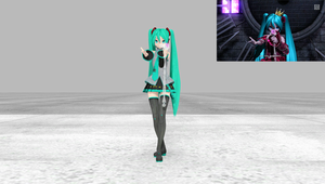 DT Anim to MMD Beta 2 by minmode