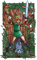 The Lost Woods by yfrontninja