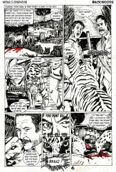A page from one of my comics by mrinal-rai