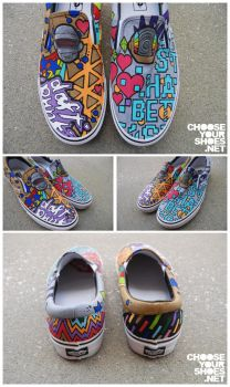 shoes for andy by mburk