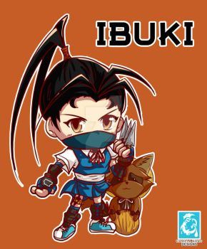 Street Fighter V -Ibuki [Maplestory Style]