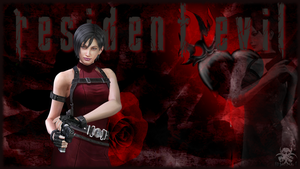 Resident Evil : Ada Wong by RogueVincent