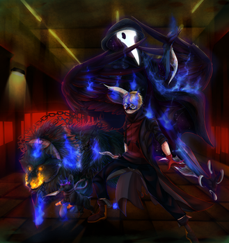 NicoB P5 Contest Entry by Diagon-and-Draco
