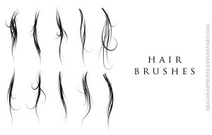 Hair Brushes by AndreeaRosse